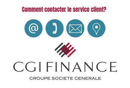 service client cgi