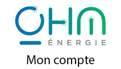 Accéder au compte ohm energie