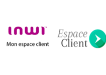 Accès à l'espace client Inwi