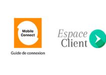 Identification espace client client avec Mobile Connect