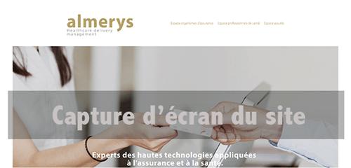 www.almerys.com créer un compte