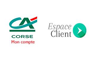 Consulter mon compte CA Corse en ligne