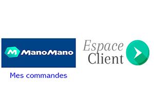 Accès à l'espace client ManoMano