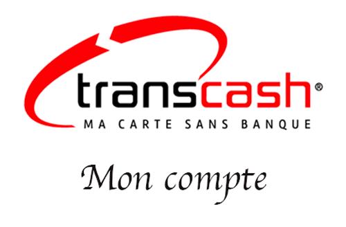 consulter mon compte - transcash