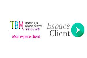 Connexion à tbm espace client
