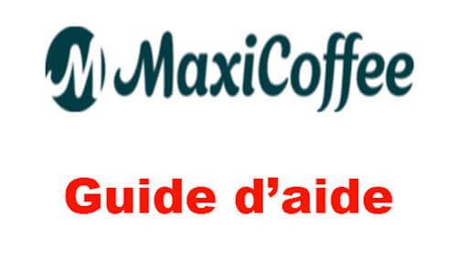 maxicoffee suivi commande