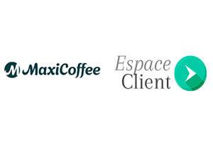 Se connecter à maxicoffee espace client