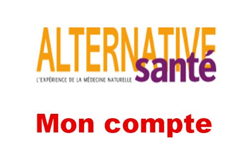 Alternative Santé connexion