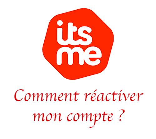 Activer itsme