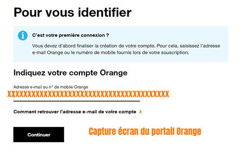 mail orange web
