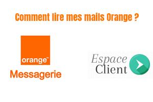 consulter messagerie orange