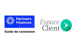 Connexion partners finances espace client