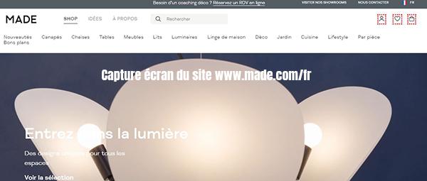 vente mobilier maison en ligne