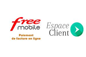 Payer ma facture Free mobile par téléphone